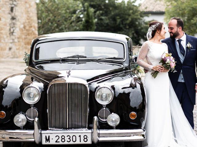 La boda de Sergio y M. Paqui