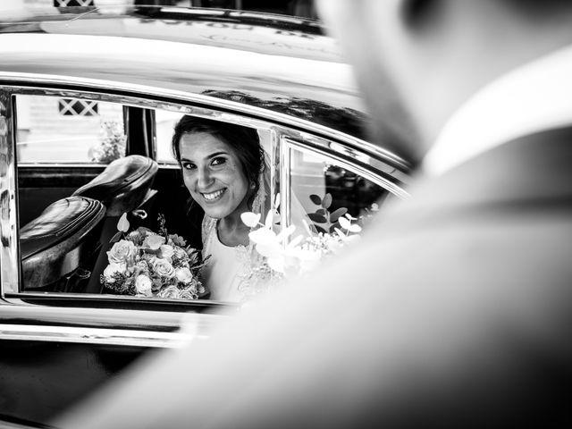 La boda de M. Paqui y Sergio en Torreperogil, Jaén 42