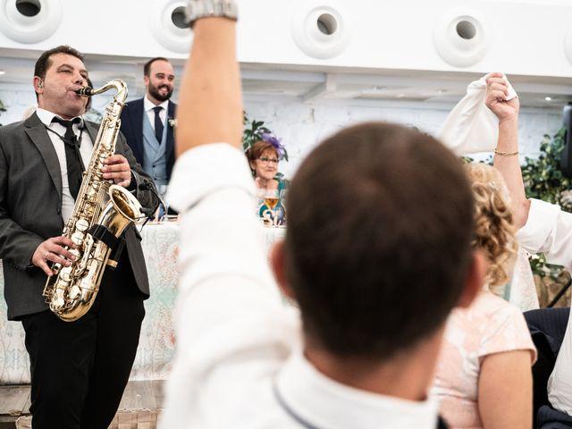 La boda de M. Paqui y Sergio en Torreperogil, Jaén 46