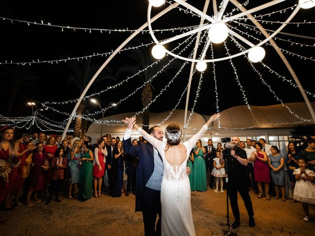 La boda de M. Paqui y Sergio en Torreperogil, Jaén 52