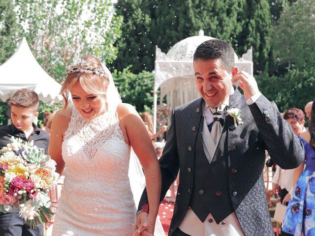 La boda de Estrella y Aroesti