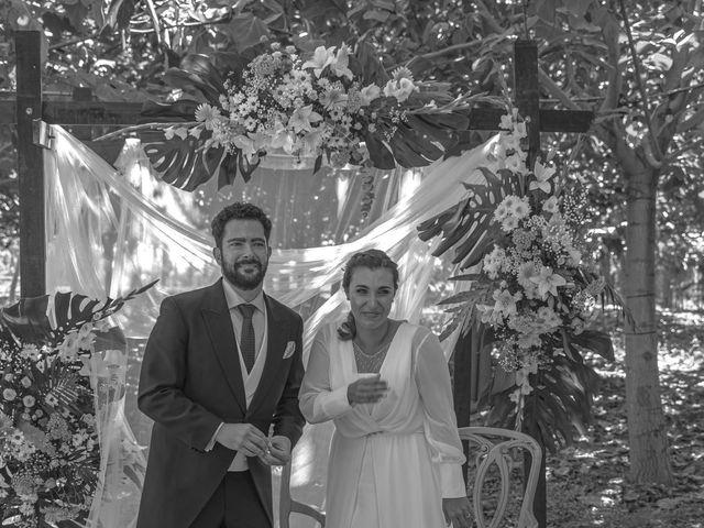 La boda de Juanlu y Silvia en Ribarroja del Turia, Valencia 5