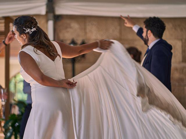 La boda de Juanlu y Silvia en Ribarroja del Turia, Valencia 8