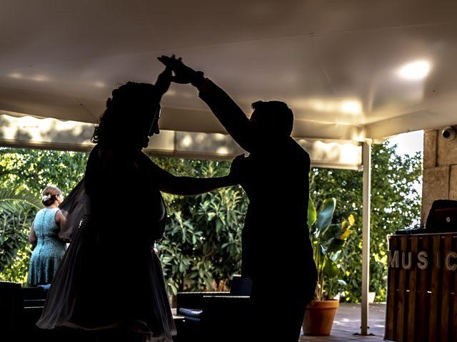 La boda de Juanlu y Silvia en Ribarroja del Turia, Valencia 9