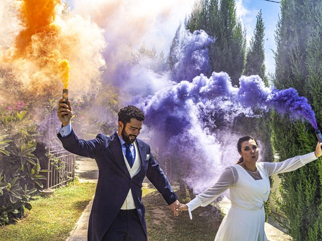 La boda de Silvia y Juanlu