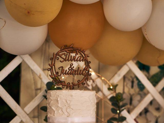 La boda de Juanlu y Silvia en Ribarroja del Turia, Valencia 16