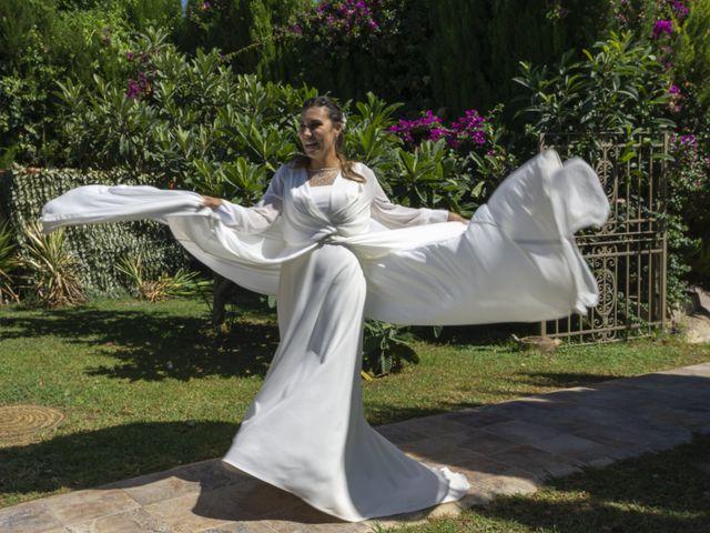 La boda de Juanlu y Silvia en Ribarroja del Turia, Valencia 20