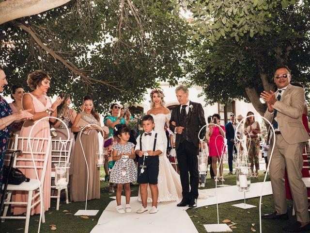 La boda de Juan y Diana en Daya Vieja, Alicante 33