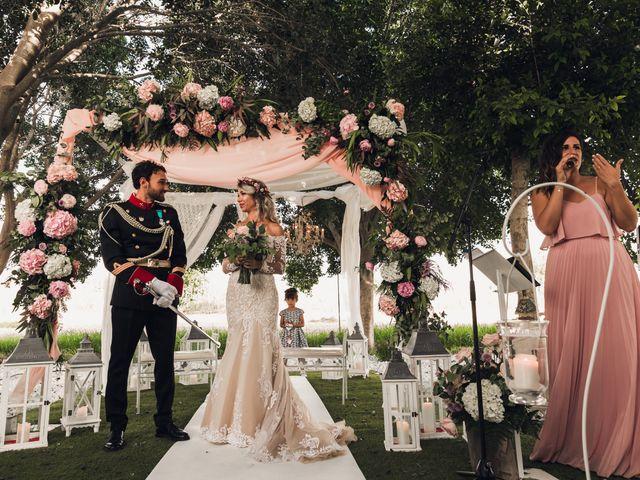 La boda de Juan y Diana en Daya Vieja, Alicante 34