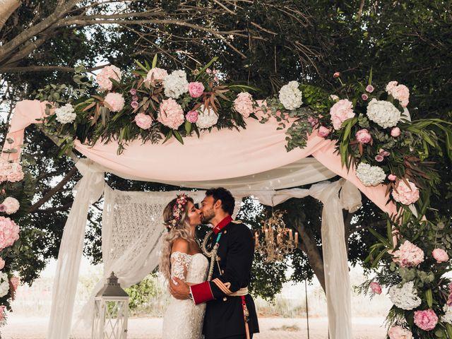 La boda de Juan y Diana en Daya Vieja, Alicante 36