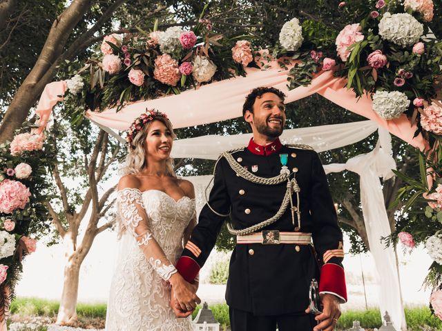 La boda de Juan y Diana en Daya Vieja, Alicante 38
