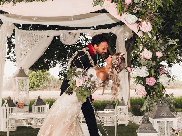 La boda de Juan y Diana en Daya Vieja, Alicante 1
