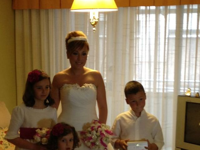 La boda de Vanesa y Cesar en Cartagena, Murcia 5