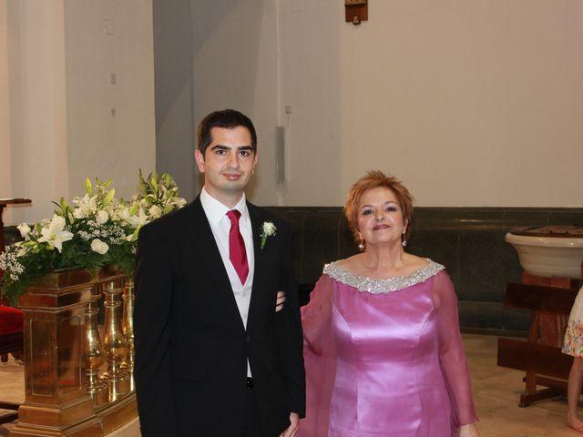 La boda de Vanesa y Cesar en Cartagena, Murcia 8