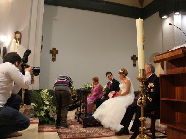 La boda de Vanesa y Cesar en Cartagena, Murcia 9