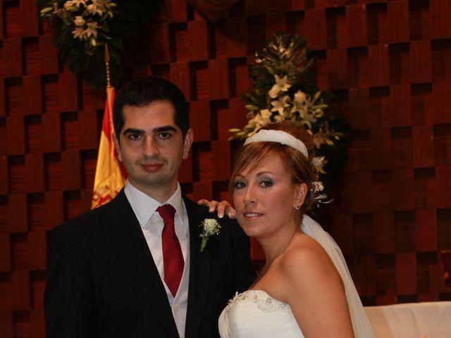 La boda de Vanesa y Cesar en Cartagena, Murcia 11
