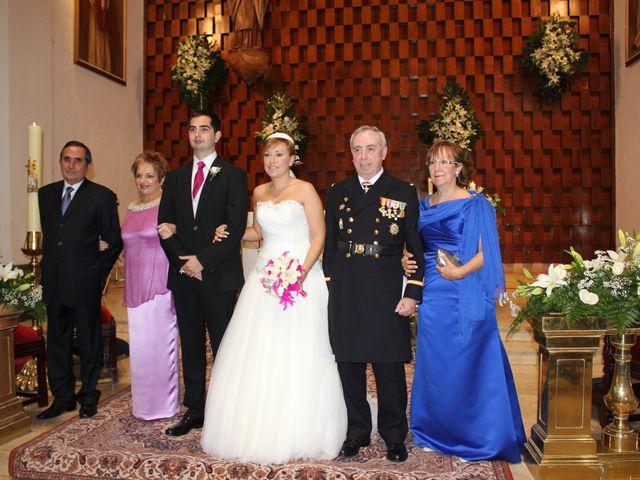 La boda de Vanesa y Cesar en Cartagena, Murcia 12