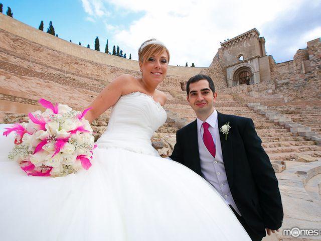 La boda de Vanesa y Cesar en Cartagena, Murcia 15