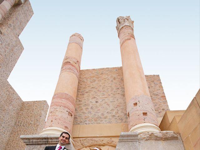 La boda de Vanesa y Cesar en Cartagena, Murcia 16