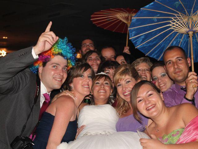 La boda de Vanesa y Cesar en Cartagena, Murcia 2