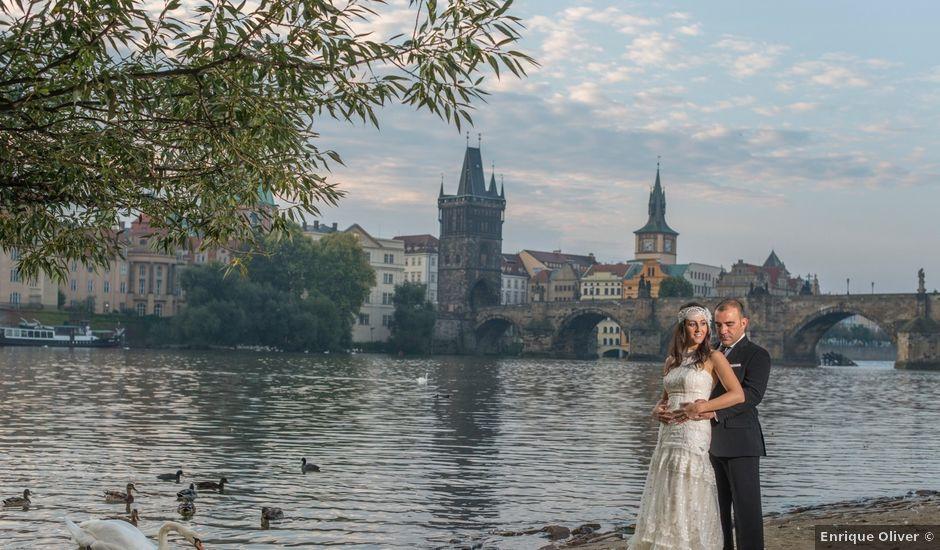 La boda de Ricardo y Ester en Riba-roja De Túria, Valencia
