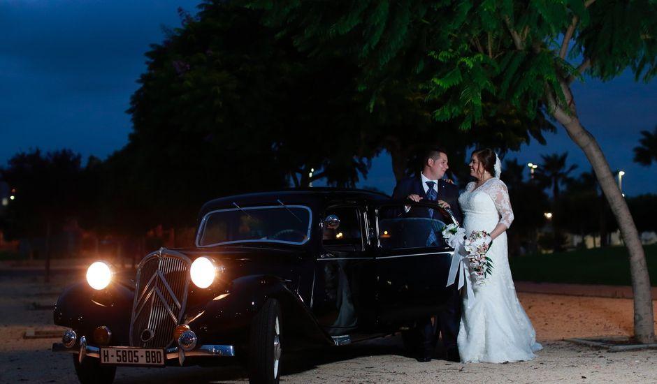 La boda de Rubén y Raquel en Burriana, Castellón