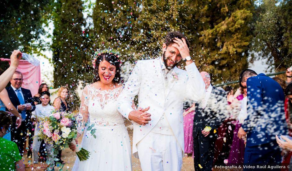 La boda de Jesús y Rosa en Alomartes, Granada