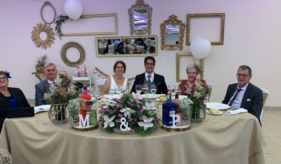 La boda de Paco y Montse en Roquetas De Mar, Almería