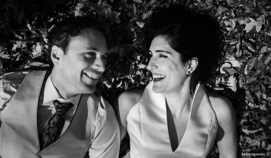 La boda de Pau y Andrea en Paganos, Álava
