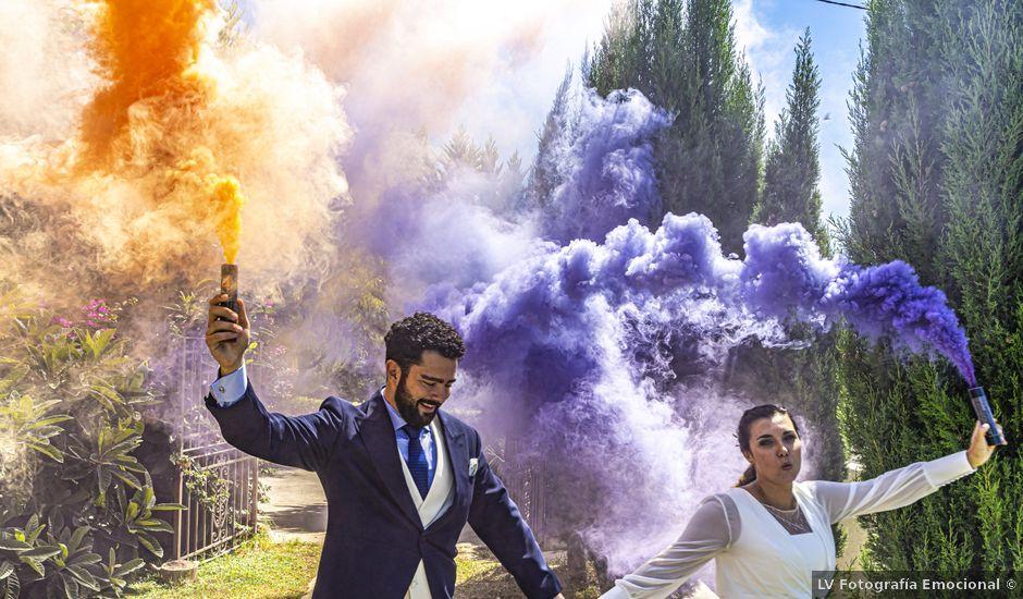La boda de Juanlu y Silvia en Ribarroja del Turia, Valencia