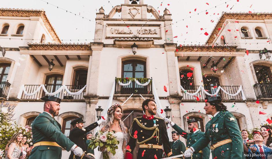 La boda de Juan y Diana en Daya Vieja, Alicante