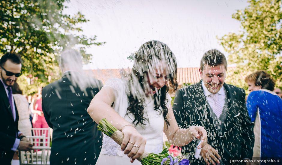 La boda de Juan y Laura en Valdemorillo, Madrid