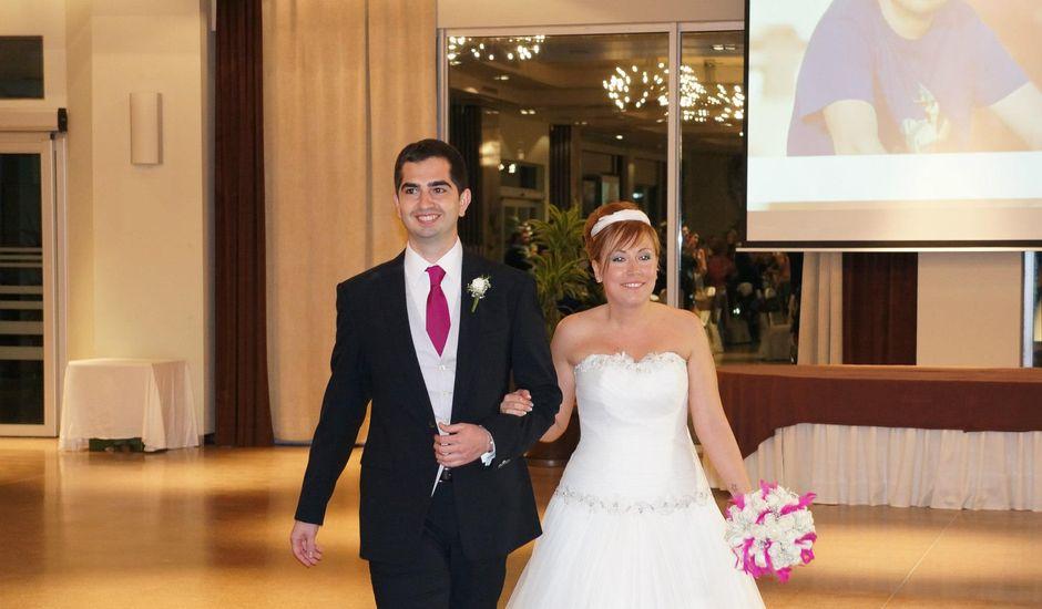 La boda de Vanesa y Cesar en Cartagena, Murcia