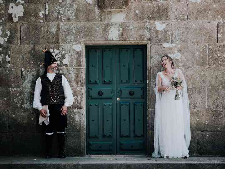 La boda de Goretti y Erwin