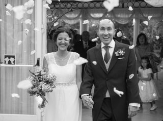 La boda de Rosa y Deme
