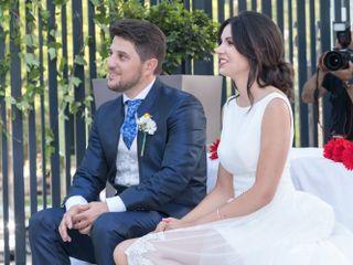 La boda de Miriam  y José Antonio