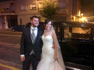 La boda de Albina y David 3