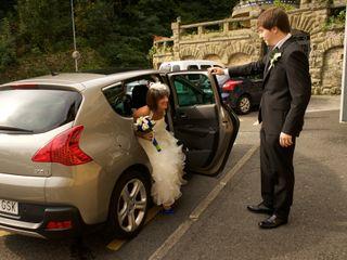La boda de Desiree y Juan Mari 1
