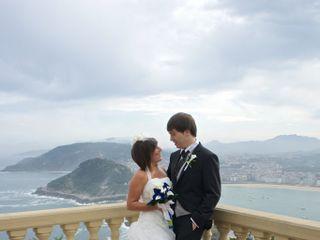 La boda de Desiree y Juan Mari