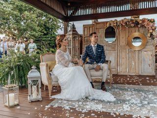 La boda de Bélen y Miguel