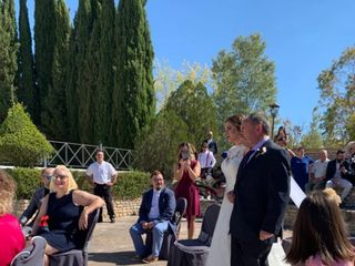 La boda de Elisabeth y Daniel 1
