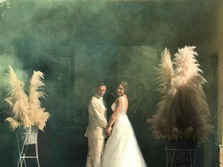 La boda de Elisabeth y Daniel