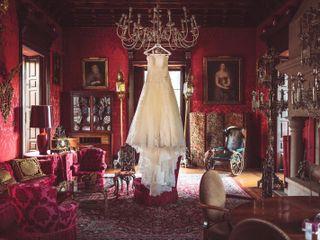 La boda de Pollyanny y Carlos 1