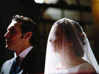 La boda de Ani y Quete