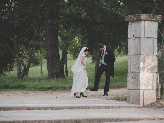 La boda de Álvaro y Paula en Madrid, Madrid 32