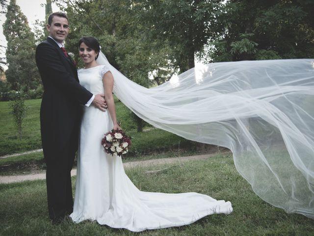 La boda de Álvaro y Paula en Madrid, Madrid 34