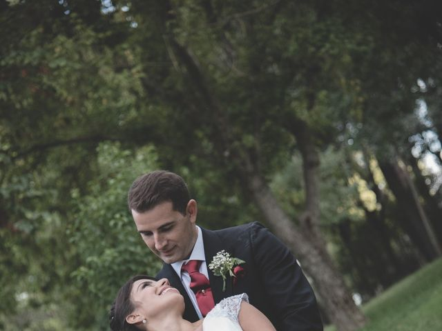 La boda de Álvaro y Paula en Madrid, Madrid 36