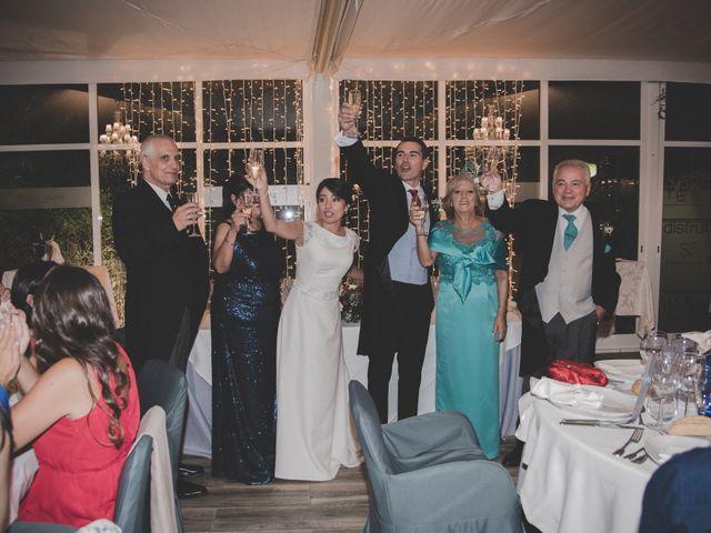 La boda de Álvaro y Paula en Madrid, Madrid 43