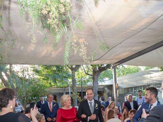 La boda de Gilberto y Tania en Granada, Granada 3