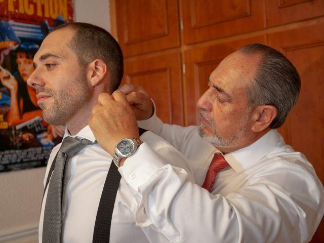 La boda de Gilberto y Tania en Granada, Granada 5